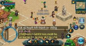 Game Tru Thần